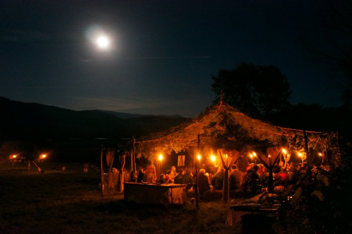 The Feast of Tabernacles: A Home in the Wilderness